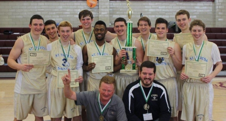 Saints March to CYO State Title