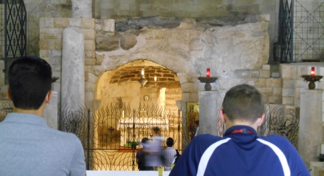 A Seminarian's Walk with the Lord