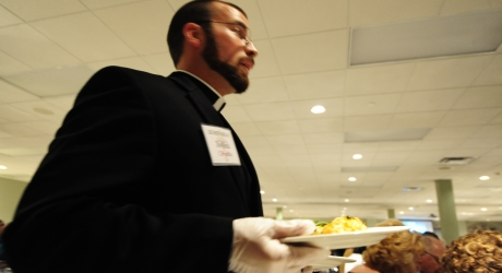 'Fishers of Men' Helps Seminarian Fund