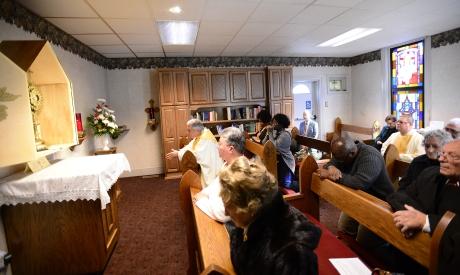 St. Partick Parish Celebrates Two Decades of Perpetual Adoration
