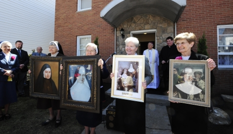 Mother Maria Kaupas Center Dedicated