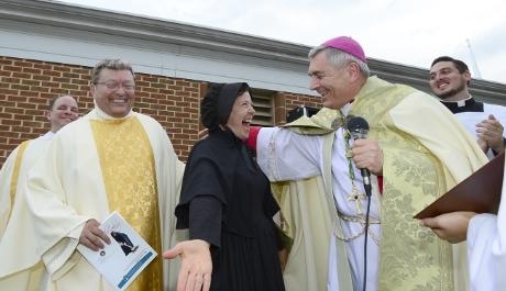 St. Elizabeth Ann Seton Parish Breaks Ground