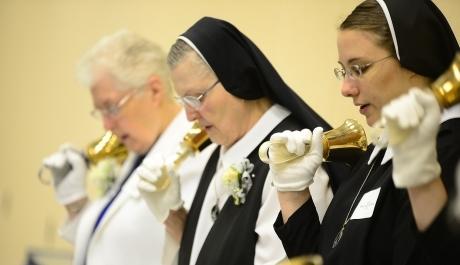 Sisters Celebrate Milestone Anniversaries