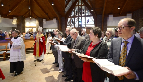 Bishop Reflects on Saint Thomas More