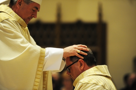 Mass of Episcopal Ordination for Bishop Malesic
