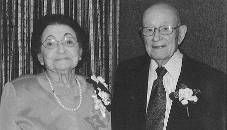 Sunbury Couple Counts Blessings of 75 Years of Marriage