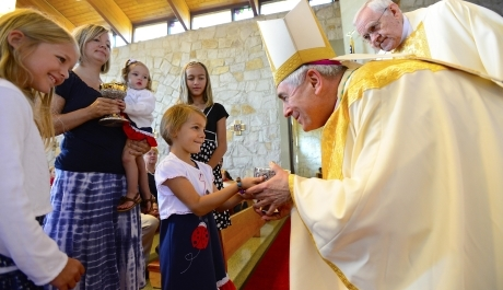 50 Years of Faith at St. Mark the Evangelist, Greencastle