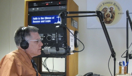 Catholic Radio Marks Four Years on the Air