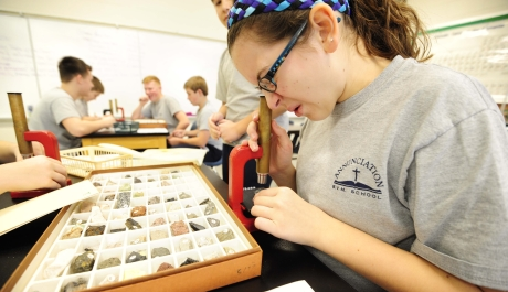 First in the Diocese, First in the Country: Annunciation School is STEM Ready