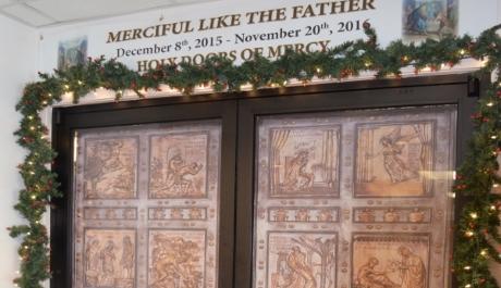 Year of Mercy Pilgrimage Site in Fairfield