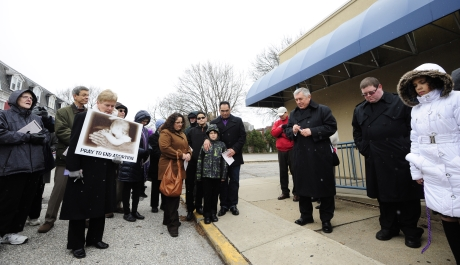 Mary is the Model Bishop Tells Pro-Life Gathering