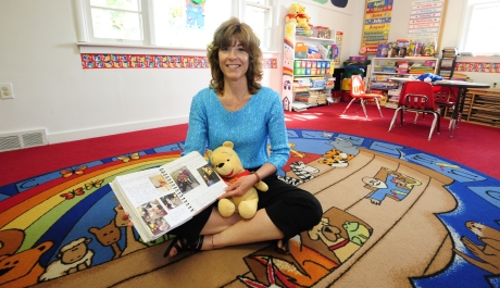 Tina Zimmerman – Golden Apple Winner