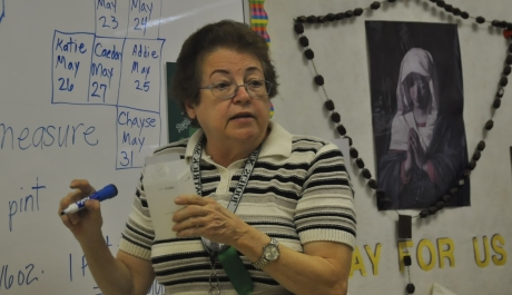 Veteran Second Grade Teacher at St. Patrick Carlisle, Retires after 27 Years