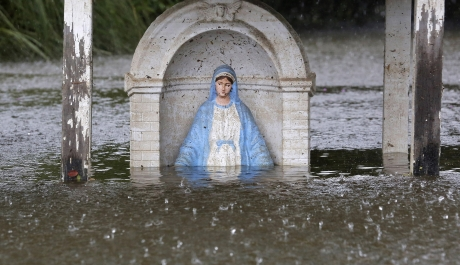 Louisiana Flooding Brings Devastation – Diocese to Hold Special Collection Sept. 24-25