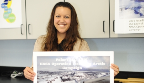 Lourdes Teacher Thaws out after Fellowship in the Arctic
