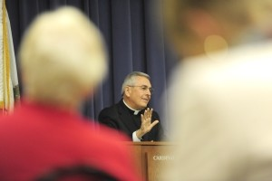 Miracles of Jesus Point to Mercy of God, Bishop Says at Charismatic Day of Renewal