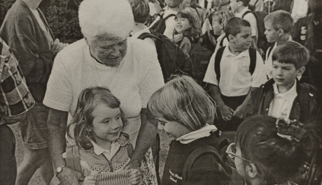 Witness History – First Day of School