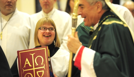 Gifts of People with Disabilities Celebrated at Annual Mass