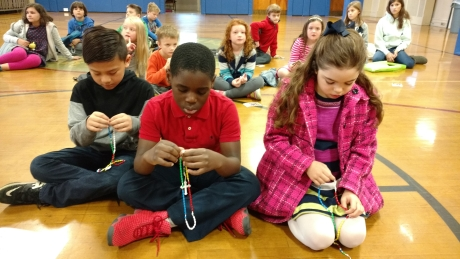 Children Offer Prayers for Missions