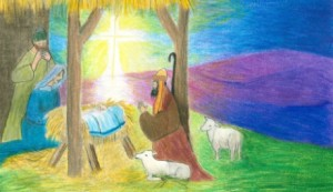 Diocesan Winners in 2015-16 MCA Christmas Artwork Contest
