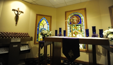 Perpetual Adoration Chapel in New Freedom Brings Blessings to Adorers
