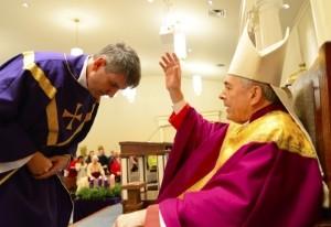 St. Catherine of Siena Parish Welcomes Bishop Gainer