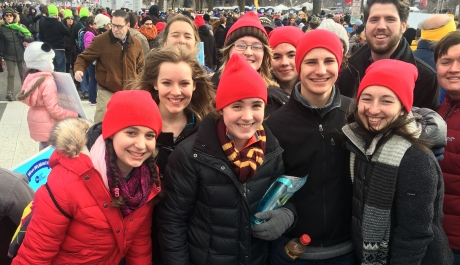 College Students Reflect on March for Life