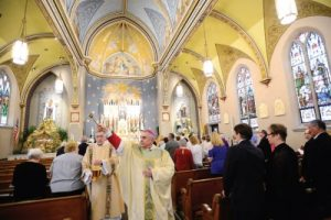 Prince of Peace Celebrates 100th Anniversary of Parish Church