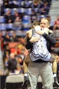 Trinity's Coach Bentley Leaves Wrestlers with Life Lesson Beyond the Mat