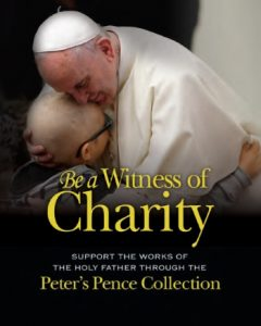 Peter's Pence Collection