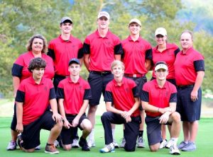Lourdes Golf Team on Par for Great Season