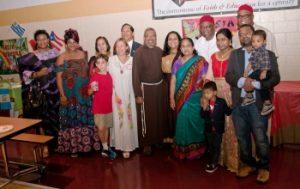 St. Joseph's in York Celebrates One Parish with Much Diversity