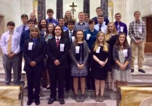 Sisters of Saints Cyril and Methodius Present Servant Leadership Awards