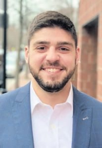 Alessandro DiSanto, a 2012 graduate of Bishop McDevitt High School in Harrisburg, is a founding member of the Hallow app, a new resource for Catholic prayer.