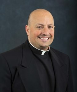 Father Paul Clark, J.C.L.