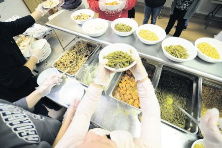 More than 30 volunteers help with annual Millersville tradition.