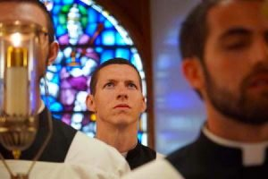 'Humbled and Overjoyed,' Diocesan Native Tyler Mentzer Professes Vows as a Marian